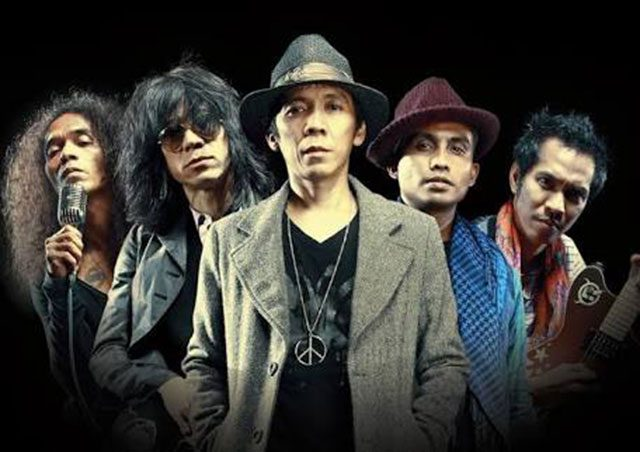 Band Slank. (int)
