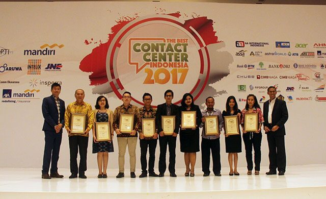 AstraWorld raih 26 penghargaan di Ajang The Best Contact Center Indonesia 2017. (ist)