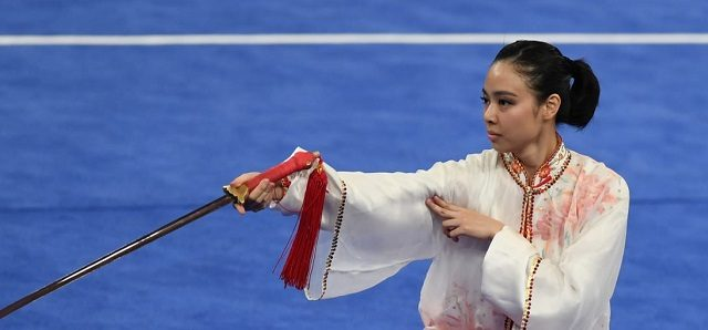 Lindswell. (Foto: Asian Games 2018/INASGOC)