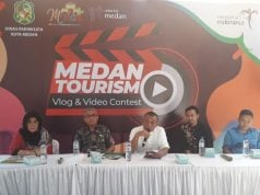 medan tourism vlog and video contest